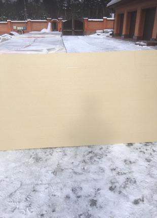Теплоизоляционная плита пир  Logicpir 50мм