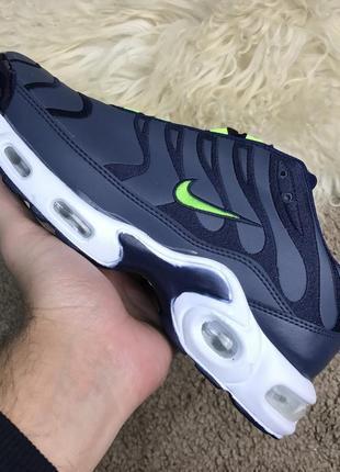 Nike air max tn plus blue/green