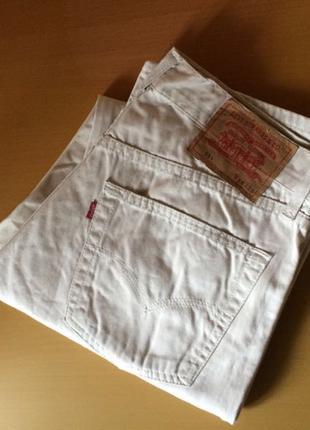 Levi's 551 оригинал джинсы