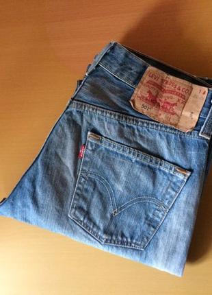 Levi's 501 оригинал джинсы