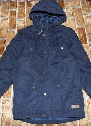 Пальто куртка парка мальчику 10 лет