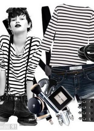 Шикарные джинсовые шорты  с подтяжками на девочку-подростка