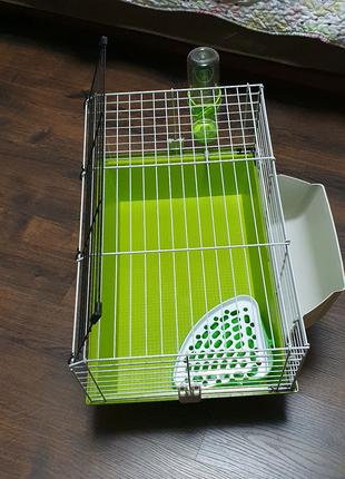Продаю Клетка для кролика и др