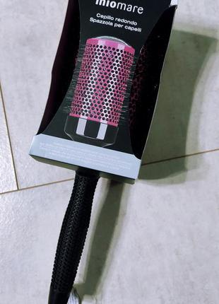 Круглая расческа браш для укладки волос