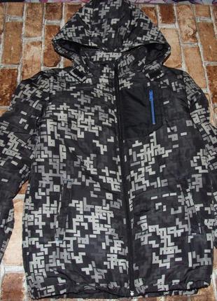 Куртка мальчику 13-14 лет