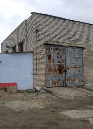 Продается промышленное помещение цех с оборудованием в Терновке