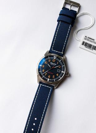 Часы наручные Alpina Pilot - оригинал, производство Швейцарии