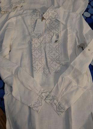 Вишиті сорочки