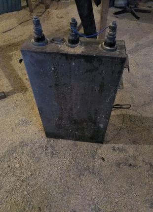 Електродвигун конденсатор