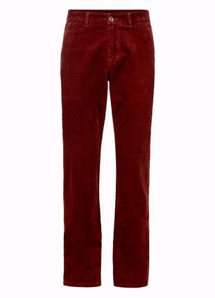 Оригинальные новые мужские вельветовые брюки 50 р. Livergy.