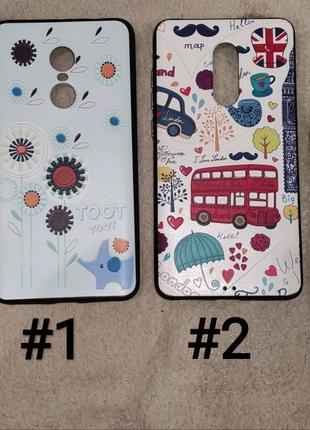Чехлы XIAOMI Redmi Note 4X