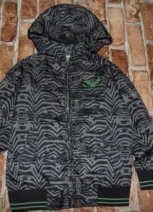 Куртка ветровка мальчику 6-7 лет