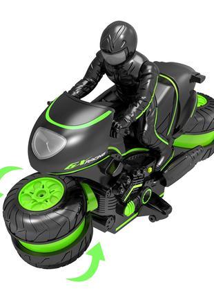 Трюковый мотоцикл на радиоуправлении