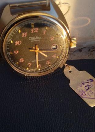 Часы мужские Слава 2416 абсолютно новые с документами