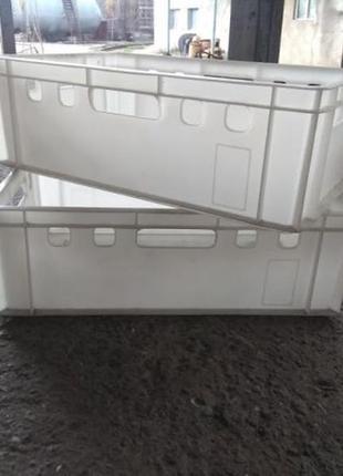 Ящики пластиковые для хранения, пластиковая тара