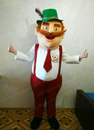Ростовая кукла Баварец