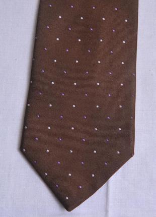 Стильный галстук bhs tm lewin.  акция 1+1= 3
