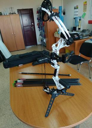Блочный лук Topoint Archery M1