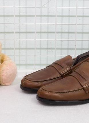 Туфли мужские кожаные stonefly размер 42-43 стелька 28 см