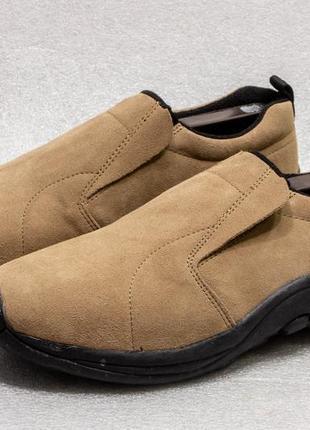 Кроссовки мужские замшевые новые cottons размер 43 стелька 28 см