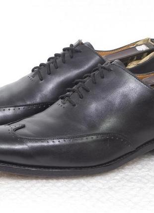 Туфли мужские кожаные bexley размер 46 стелька 31.5 см