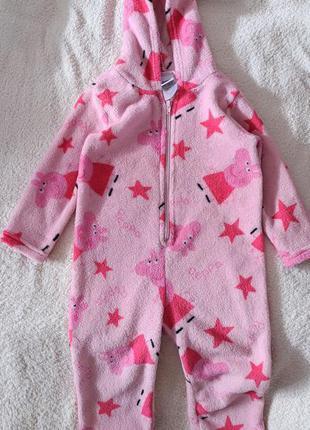 Комбинезон человечек пижама