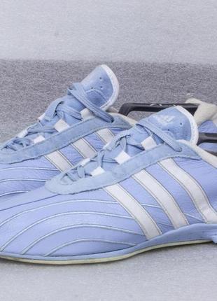 Кроссовки женские очень легкие кожа на лето adidas  размер 41