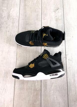 Nike Air Jordan 4 Black