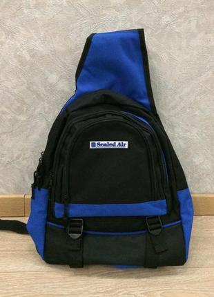 Рюкзак с одной пряжкой на плечо