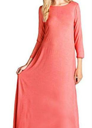 Очень классное макси платье большого размера