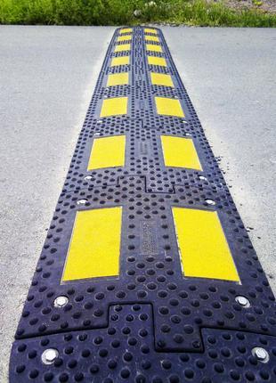 Лежачий полицейский ЛП500 (500х500х50мм)