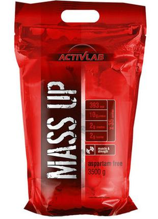 Гейнер Activlab Mass UP 3500 g /35 servings/ Chocolate