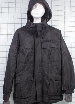 Куртка мужская для сноуборда  shredz bordwear s-m