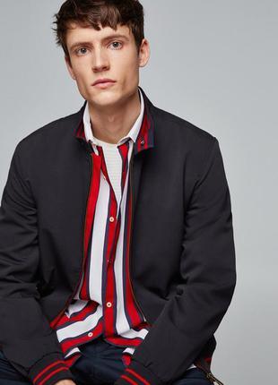 Новая мужская куртка zara 50 xl чоловіча куртка zara   50 xl