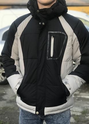 Мужская зимняя куртка 139_57