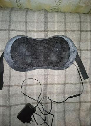 Массажная подушка CuraMed