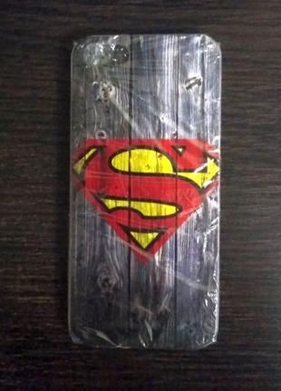 Чехлы на iPhone 5 с супергероями