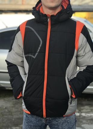 Мужская зимняя куртка 145_57