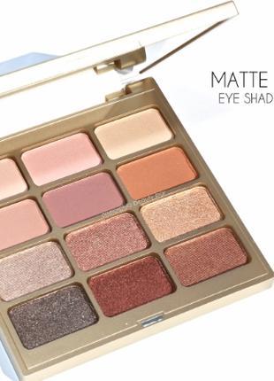 Stila- Matte'n Metal eye Shadow, Оригинал