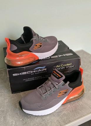 Skechers Air-Cooled мужские кроссовки розмер 42