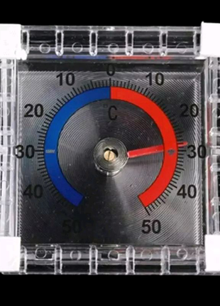 Температурный термометр для окон, комнатных, наружных стен