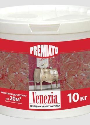 Декоративная штукатурка PREMIATO Venezia 1.00