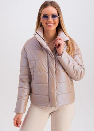 Женская курточка деми молодежная женская куртка весна осень