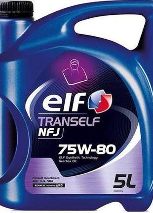 Elf Tranself NFJ  75w 80  5L