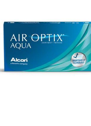 Лінзи Линзы Air Optix