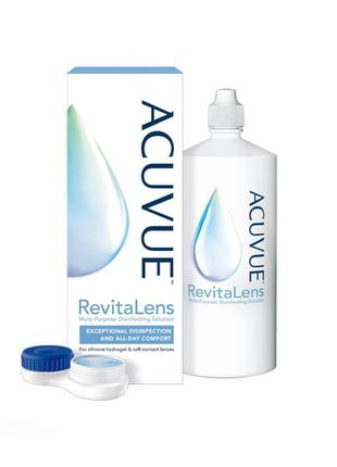 Acuvue  RevitaLens  360мл