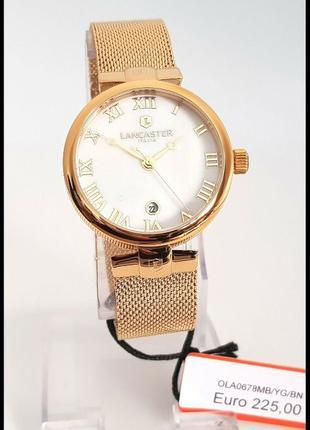 Женские часы LANCASTER , Италия \в под. коробке\ оригинал