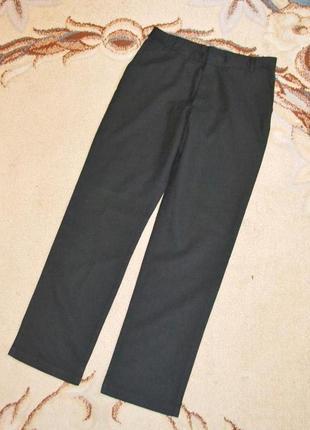 Брюки школьные slim leg george р.13-14 лет 158-164 см.