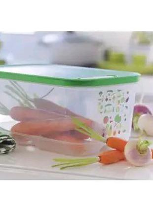 """""""Умный холодильник"""" 4,4л для овощей, фруктов, зелени Tupperware"""