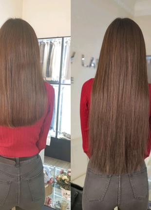 Наращивание волос Харьков